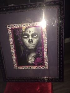 Two day of the dead girls