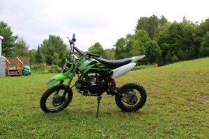 OBO 125 cc almost NEW DIRTBIKE PITBIKE