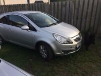 VAUXHALL CORSA D IRMSCHER SXI 2009 1.2 PETROL / 1.3 TD 3 DOOR FOR BREAKING