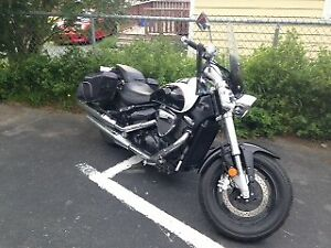 2009 Suzuki Boulevard M50 Special Edition