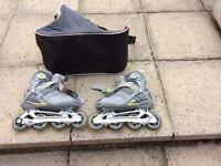 Ladies rollerblades size 5