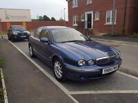 Jaguar X-Type D 2004 full spec, full service