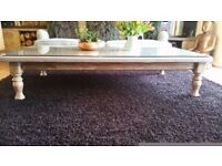 Extra Large, Bespoke made Coffee Table