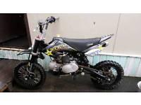 2012 Rockstar Stomp 125cc