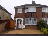 Lovely 3 Bedroom House with Driveway off New Bedford Road, Icknield Area, No DSS.