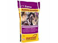20KG Marstall Force - Horse Food Cereal Free