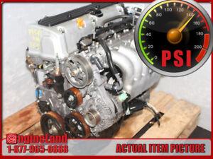 JDM HONDA ACCORD K24A 2.4L IVTEC ENGINE 03-06