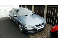 Peugeot 406 for sale.