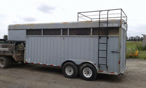 Horse trailer Percheron Trailer-Pro