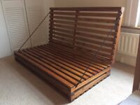 Sofa Bed Futton Solid Wood