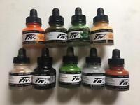 FW ACRYLIC ARTIST INK x9 £25 for all