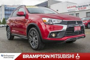 2016 Mitsubishi RVR GT|LEATHER| ROOF|BACKUP CAM|SAT RDIO