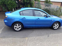 Mazda 3 TS saloon low miles