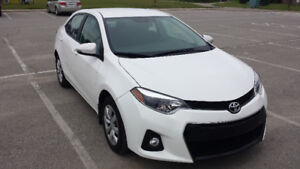 2016 TOYOTA COROLLA SPORT~CERTIFIED~ONLY 19,500KMS~BLUETOOTH~ECO