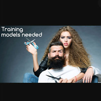 Haircut and Colour Models Needed!!!