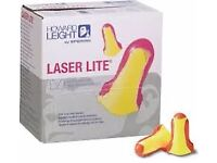 Howard Leight By Honeywell.3301105 LASER-LITE DISP. FOAM EAR PLUGS (PK-200)