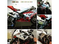 Ex buildbase s1000rr bmw race / track bike