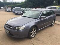 2006 Subaru Legacy 2.0 PETROL MANUAL