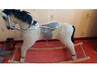 Rocking horse looking for a retirement home