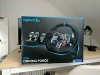 LOGITECH G29 GAMING WHEEL
