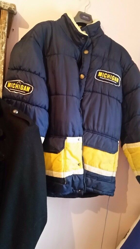 MENS JACKETS make me an offerin Stratford, LondonGumtree - Check out these pictures of various extra large winter jackets that I am clearing from my wardrobe. If you are interested in anything just MAKE ME AN OFFER. I will be getting rid of everything on Wednesday so the best offer will come and collect it...