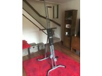 Brand new maxi climber hardly used. Bought for £199 Selling for £100