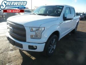 2017 Ford F-150 w/ SYNC Connect, Power Running Boards, Moonroof