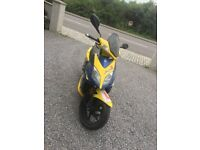 Kymco 50cc Scooter