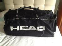 HOLD ALL, ideal for flying and holidays , other bags also for sale