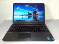 "BUSINESS DELL 15,6""- QUAD CORE i5 - 300 GB SSHD - 6 GB RAM - WARRANTY - UK DELIVERY"