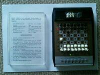 novag micro chess set Vintage 1981