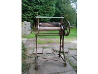Mangle (old fashioned tumble dryer) UPDATED PRICE DROP