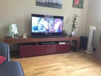 Tv and stereo unit
