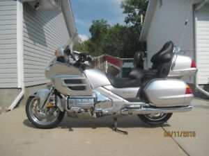 30th Anniversary Gold Wing - Reduced Price
