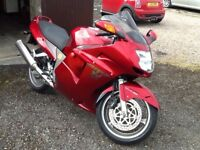 Honda CBR Super Blackbird fully serviced & MOT until June 2019. This Blackbird is minted as new.