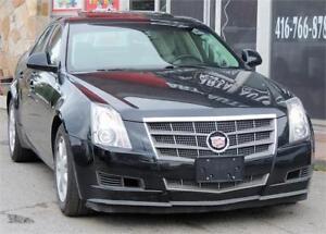 2008 Cadillac CTS w/1SA/LEATHER/SUNROOF/RWD