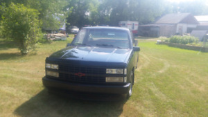 1989 Lowered Chevy