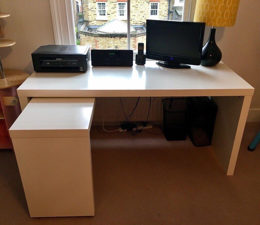 Ikea Malm Desk In Clapham London Gumtree