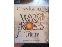 Wars of the Roses Trinity Audio Book