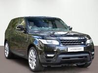 Land Rover Range Rover Sport AUTOBIOGRAPHY DYNAMIC (black) 2014-05-14