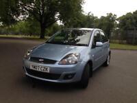 2007 Ford Fiesta 1.4 petrol Zetec 5 door (54k miles)