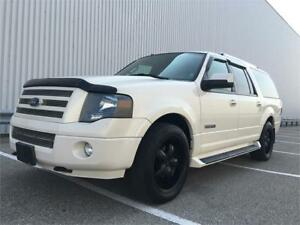 2007 Ford Expedition Max Limited 8 Passengers 4WD