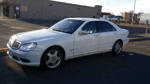 2001 Mercedes S600 outstanding condition in and out