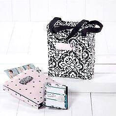 Thirty One Tall Organizing Tote in Medallion Medley