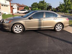 2008 Honda Accord Ex - low kms. Mint shape