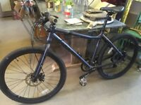 Carters mountain bike