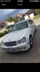 Mercedes for sale!