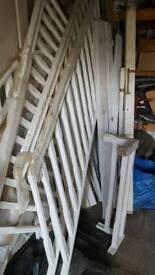 Stair banniister