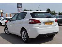 2014 Peugeot 308 1.6 HDi 92 Active 5 door Diesel Hatchback