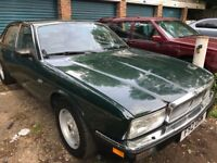 Jaguar XJ6 Sovereign 3590cc Petrol Automatic 4 door Saloon F reg 01/08/1988 Green